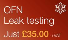 OFN Leak Testing