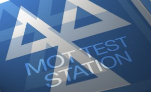 MOT in Banwell, Weston-super-Mare, Somerset