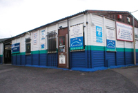 AMS Garage in Weston-super-Mare