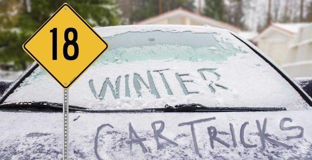 18 tips to keep your car in shape over winter