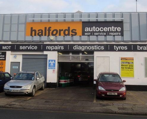 Halfords Autocentre