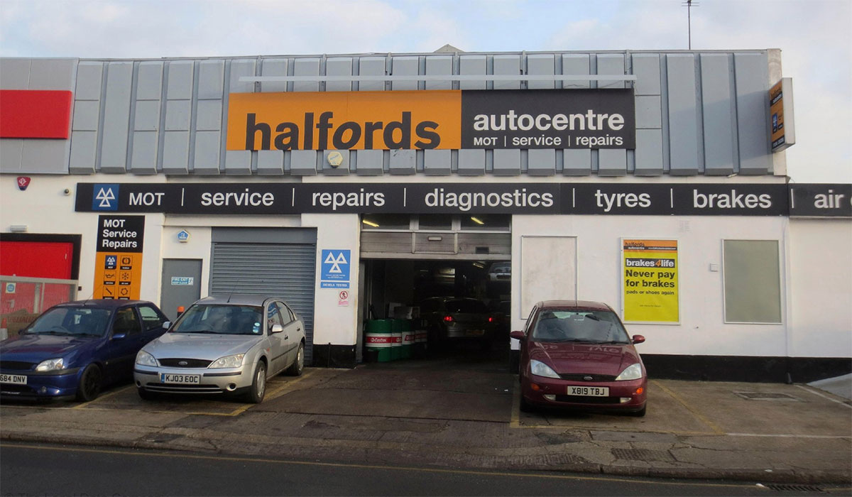 Halfords Car Service Offers